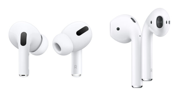 airpods pro vs airpods
