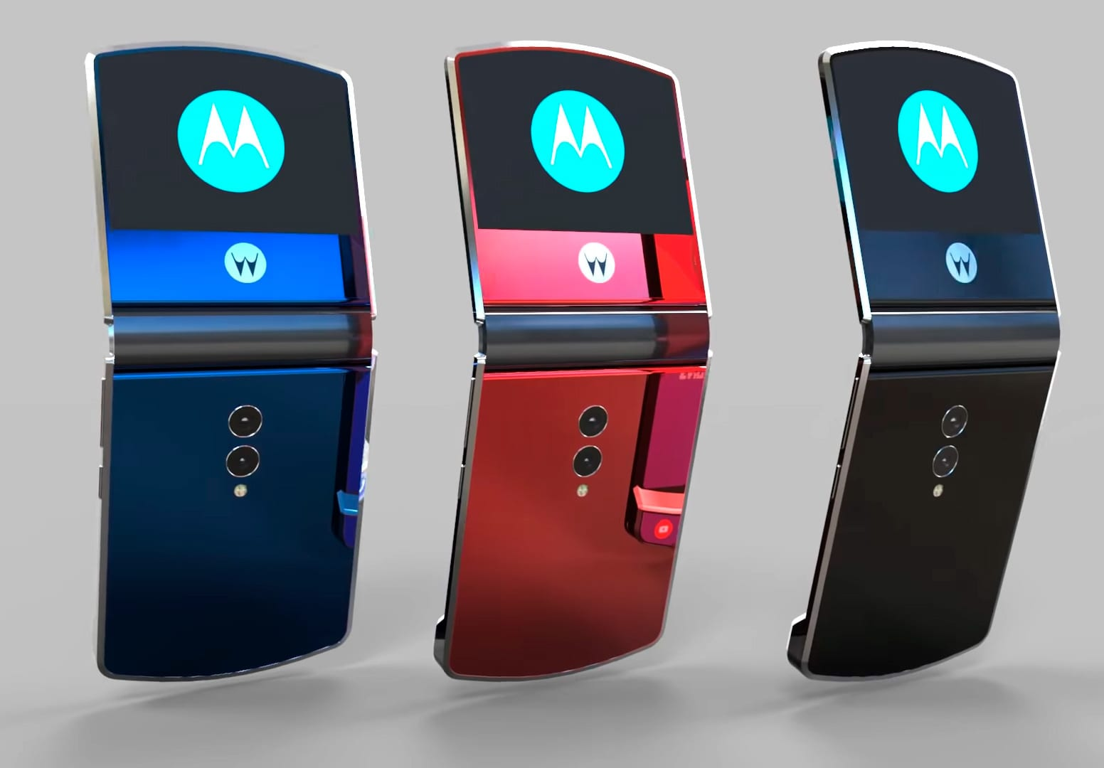 The Motorola Razr Mtico Returns With Flexible Display And A High Price