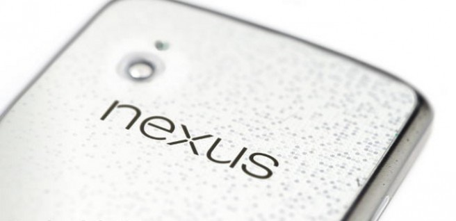 Nexus Android Silver