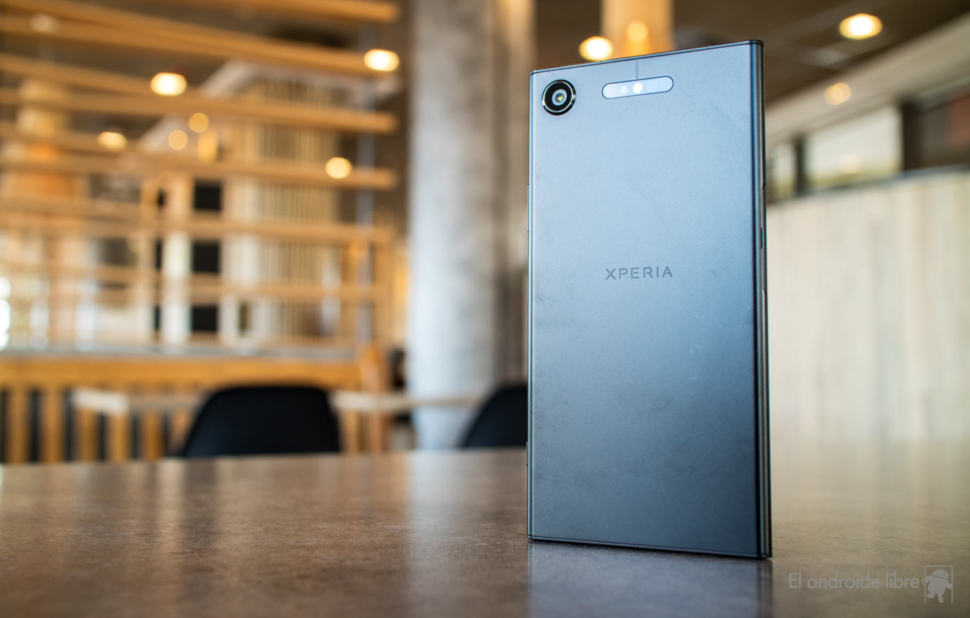 Sony Xperia XZ1 analysis: it is not surprising in the design, but in the operation