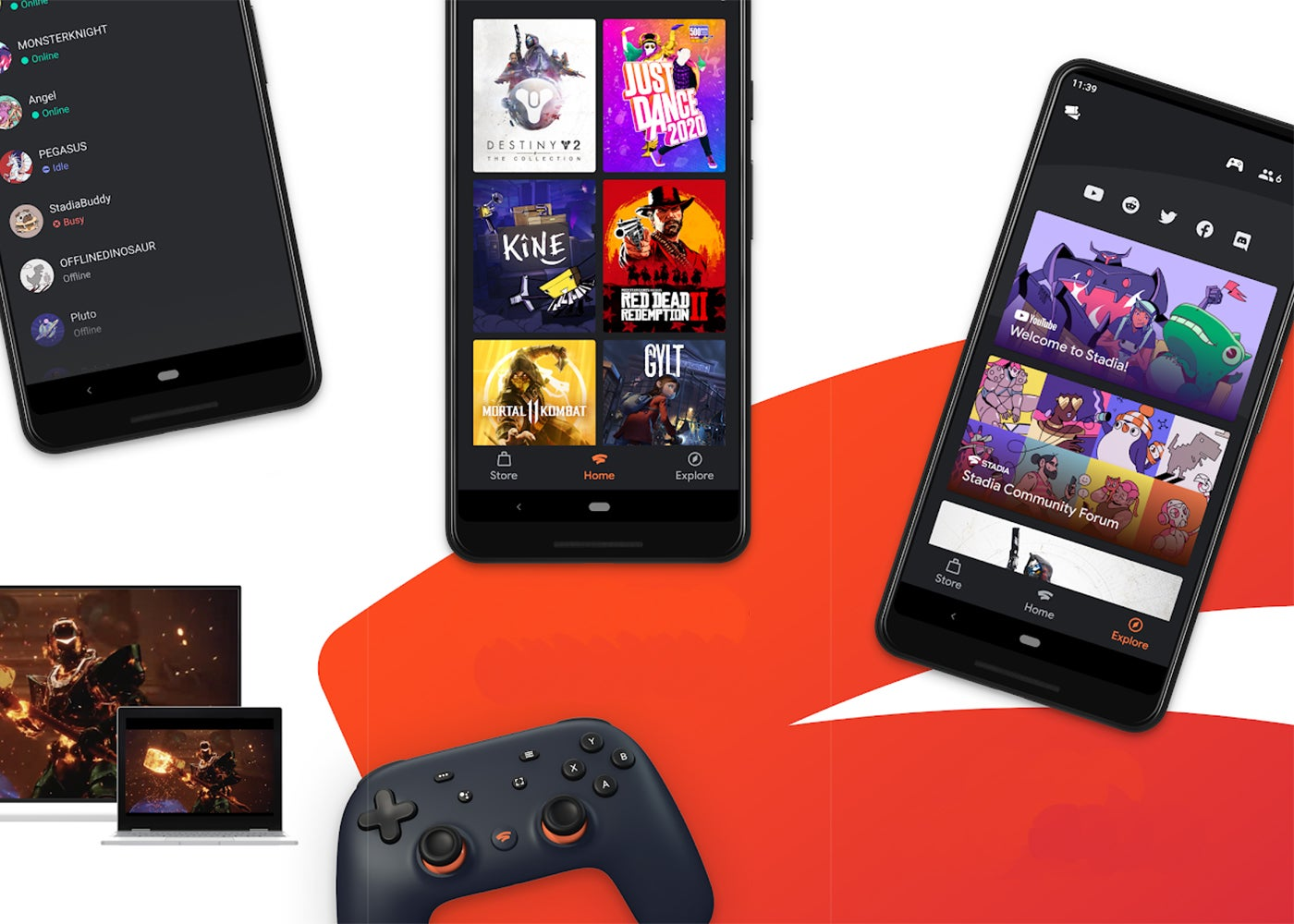 Google Stadia for Android