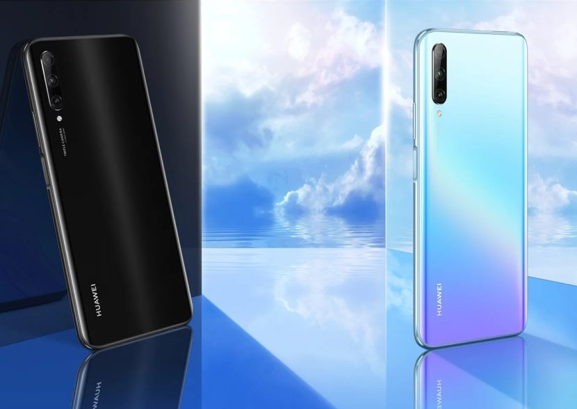 Huawei Y9s in its two color variants