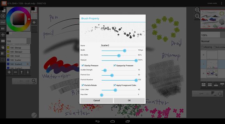 Image - 7 Procreate Android alternatives