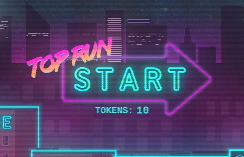 Top Run: Retro Pixel