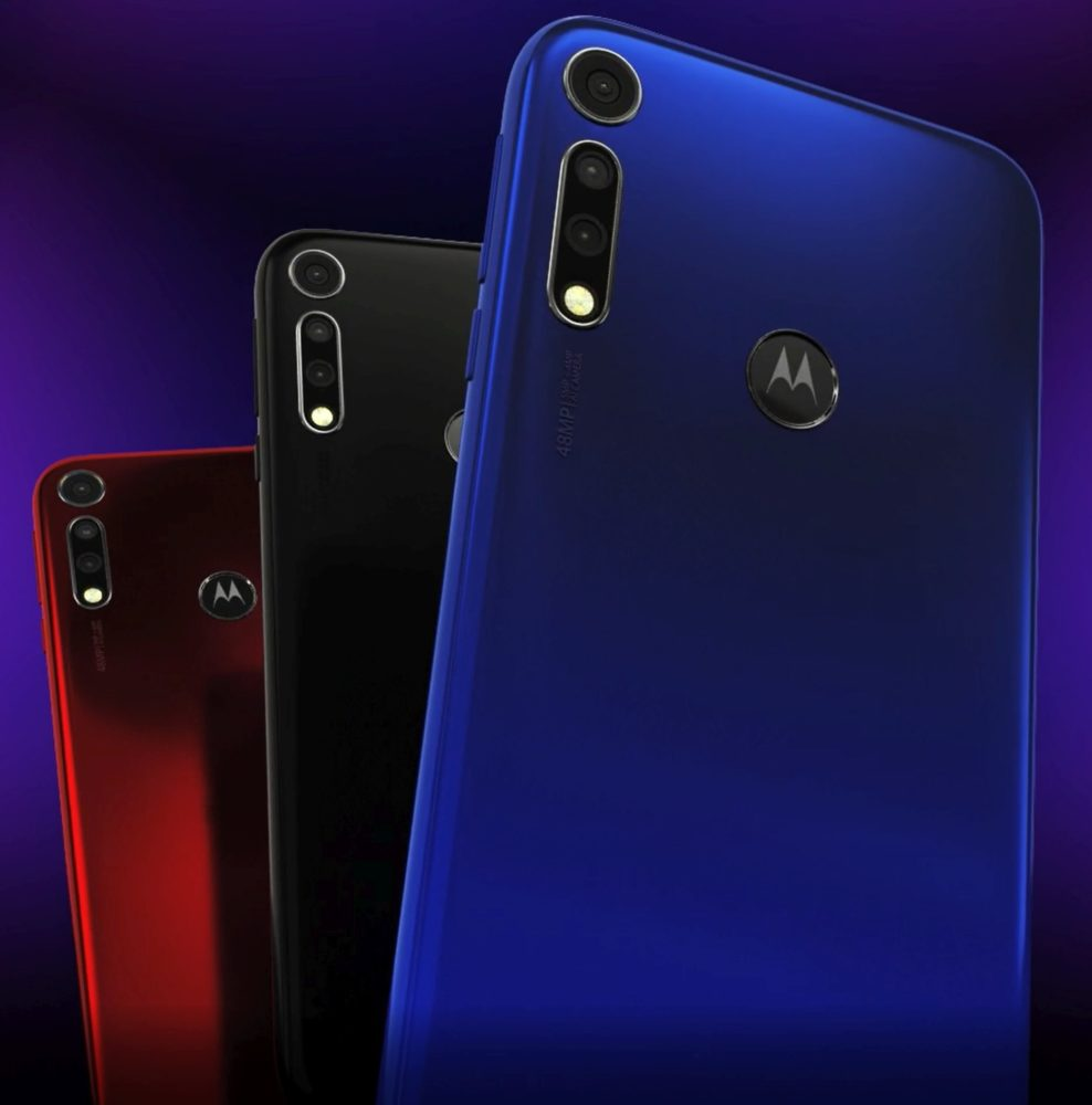 The Moto G8 leaks in images and promotional video 2