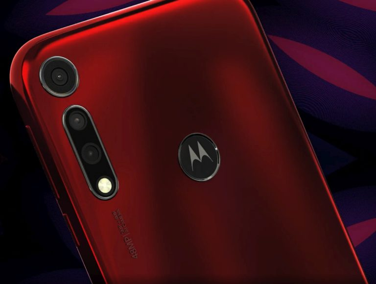The Moto G8 leaks in images and promotional video 4