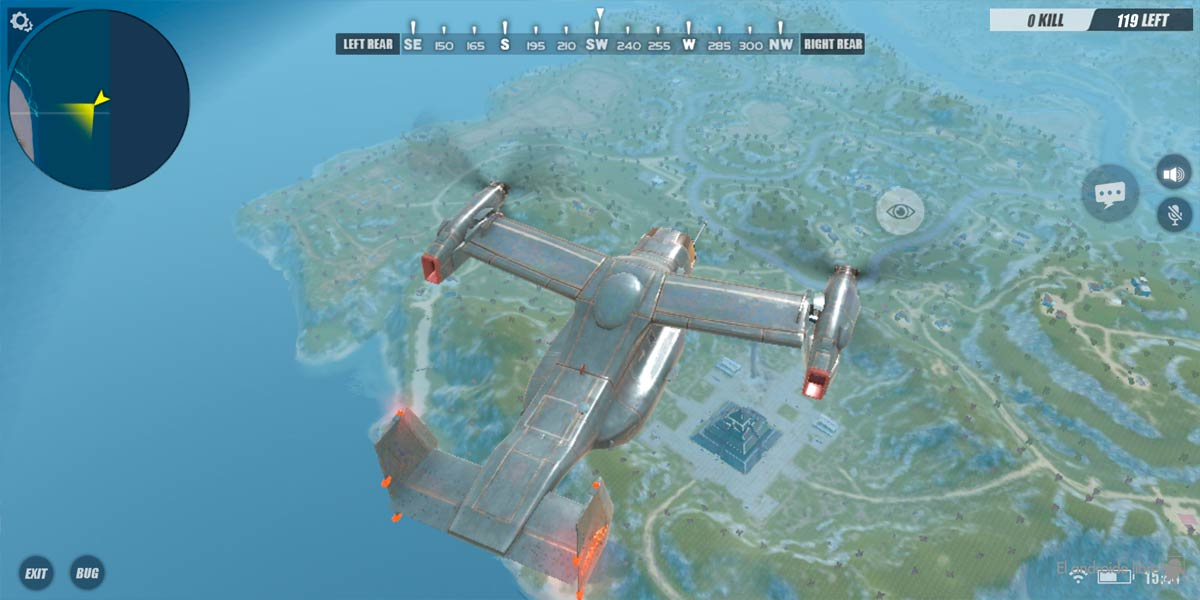 The best PUBG for Android is top downloads: Rules of Survival