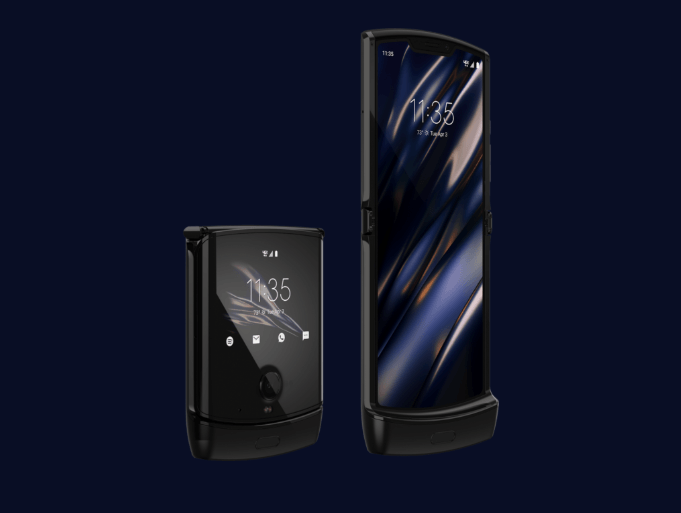 The Motorola Razr is official, a different folding smartphone 2