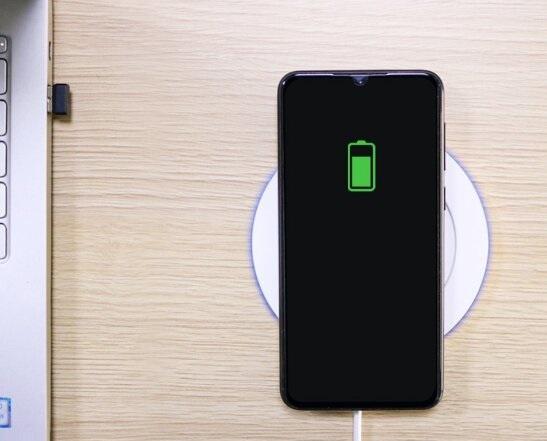 charging base Qi Xiaomi