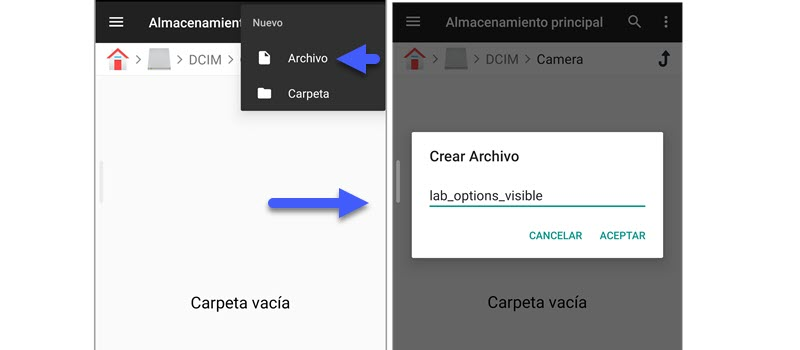 Xiaomi has hidden options in its camera: so you can activate it 2