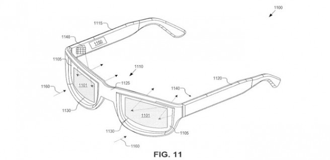 Google Glass of the future