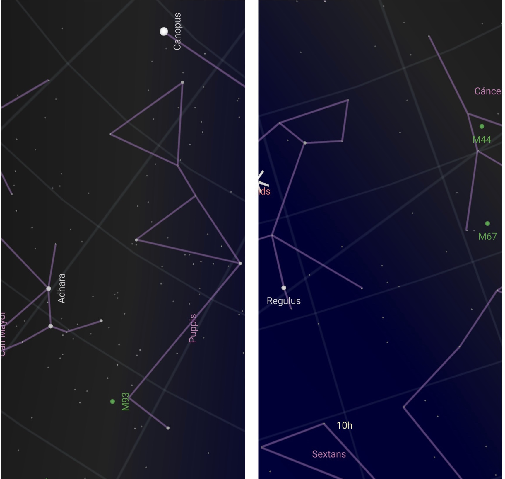 🥇 ▷ 10 Android applications that will make you very ... Sky Maps Android on gmail android, google android, chrome android, game android, evernote android, skype android,