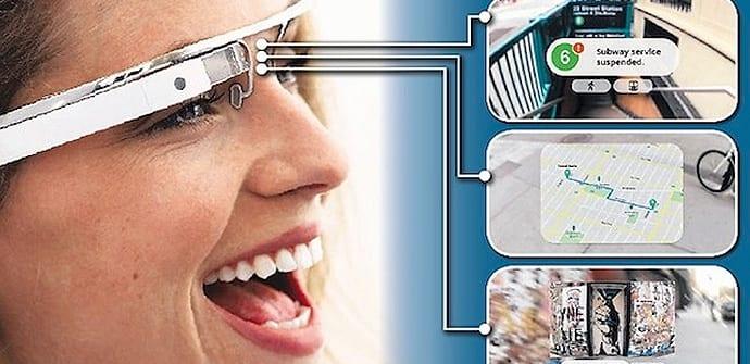 Google Glass manejo