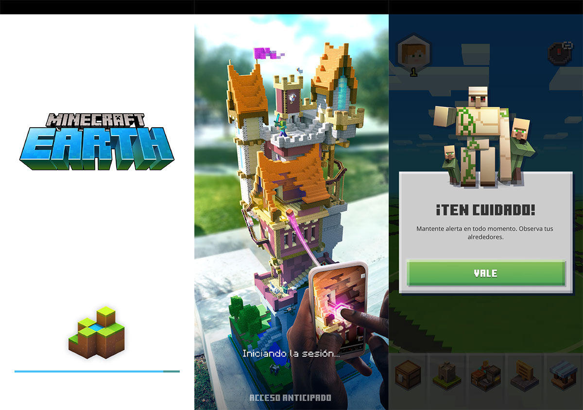 🎖▷ I can't play Minecraft Earth on Android, how do I fix it?