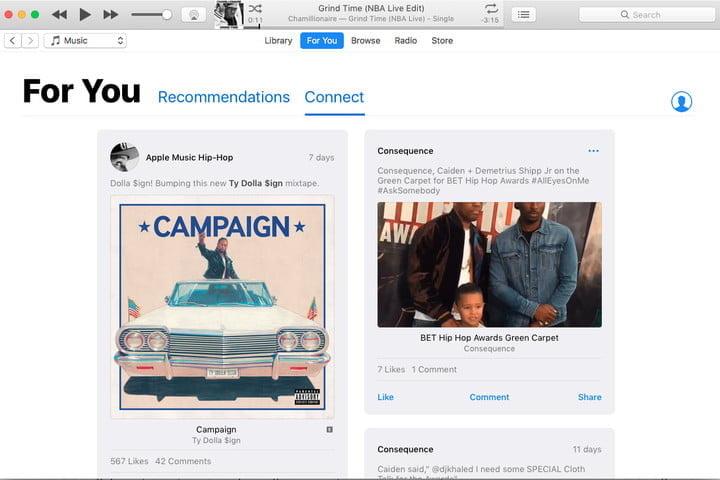 spotify vs apple music itunes sierra screen 3 720x720