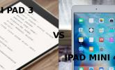 Mi Pad 3 vs iPad mini 4: comparison