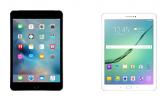 iPad mini 4 vs Galaxy Tab S2: comparison