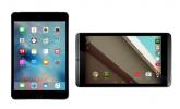 iPad mini 4 vs Nvidia Shield Tablet: comparison
