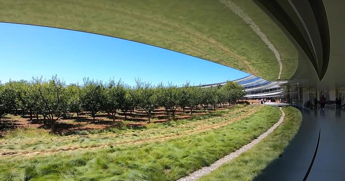 apple park inside