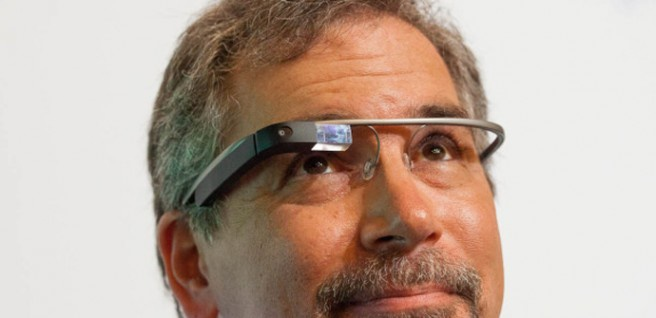 Google Glass problems eyes