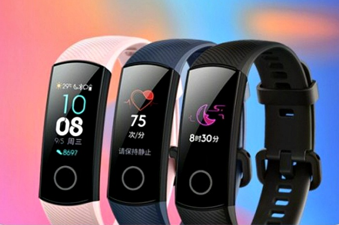 New Honor Band 4: the bracelet that will compete with the Xiaomi Mi Band