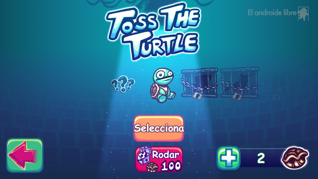 Super Toss The Turtle: the most random randomness at the cost of a turtle