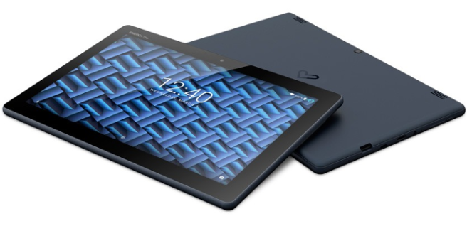 Tablet Energy Sistem front and rear