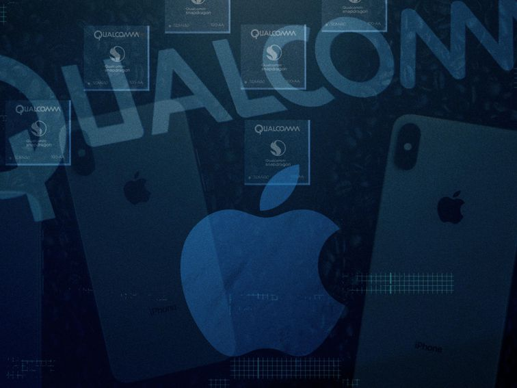 Apple and Qualcomm reach an agreement on their licensing lawsuit