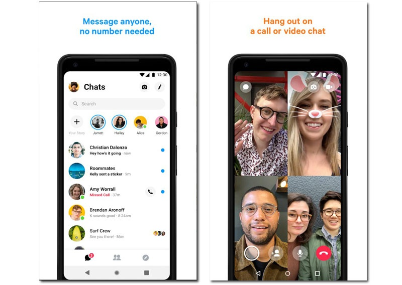 "Messenger apps video call ""width ="" 800 ""height ="" 568 ""srcset ="" https://www.funzen.net/wp-content/uploads/2019/11/1575045785_553_The-best-apps-to-make-video-calls-with-your-Android.jpg 800w, https: // androidayuda. com / app / uploads-androidayuda.com / 2019/11 / pant3-12-300x213.jpg 300w, https://androidayuda.com/app/uploads-androidayuda.com/2019/11/pant3-12-630x447.jpg 630w, https://androidayuda.com/app/uploads-androidayuda.com/2019/11/pant3-12-768x545.jpg 768w ""sizes ="" (max-width: 800px) 100vw, 800px"