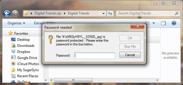 how to protect folders with password password protected windows 625x625