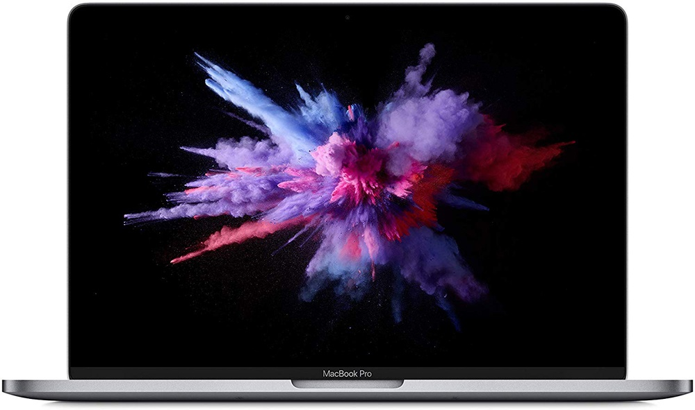 Front image of the New Apple MacBook Pro