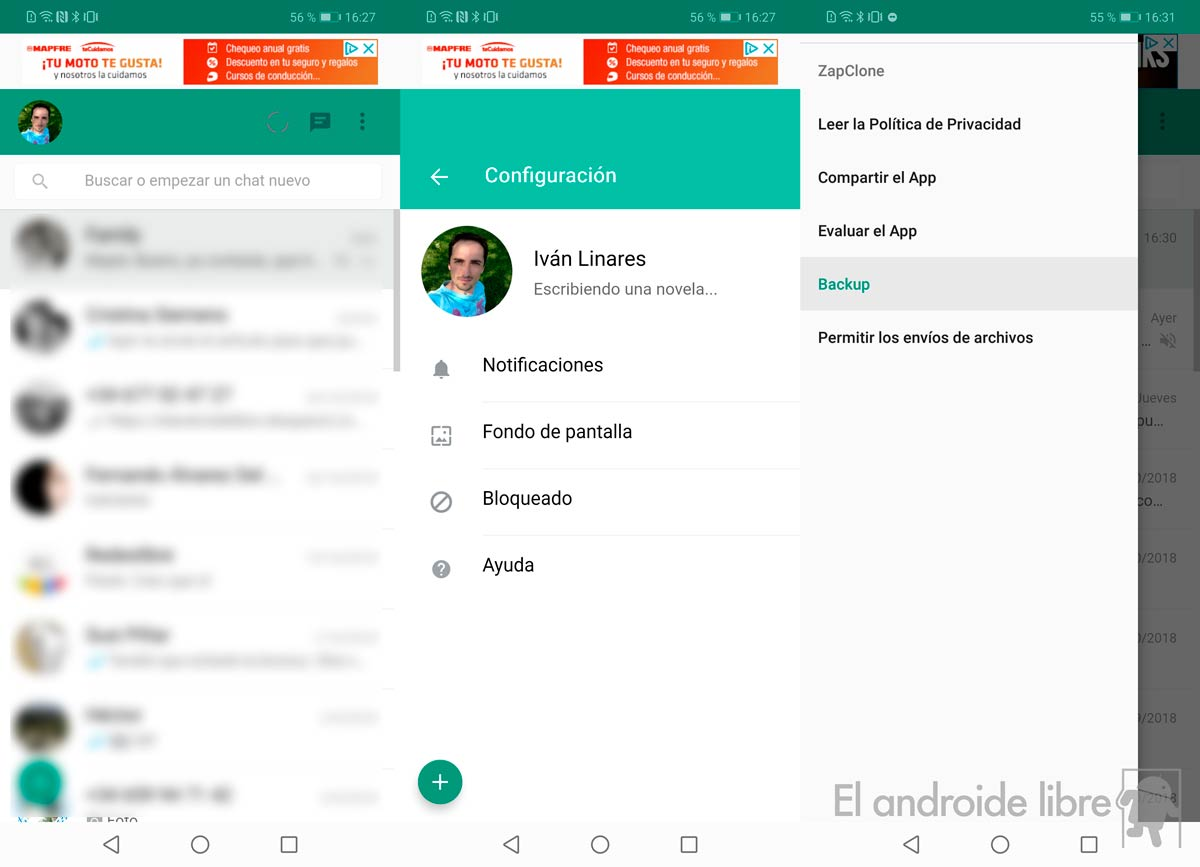 Use WhatsApp on two phones at the same time with this application