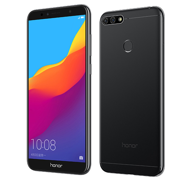 New Honor 7A: double camera and frameless display for the low range