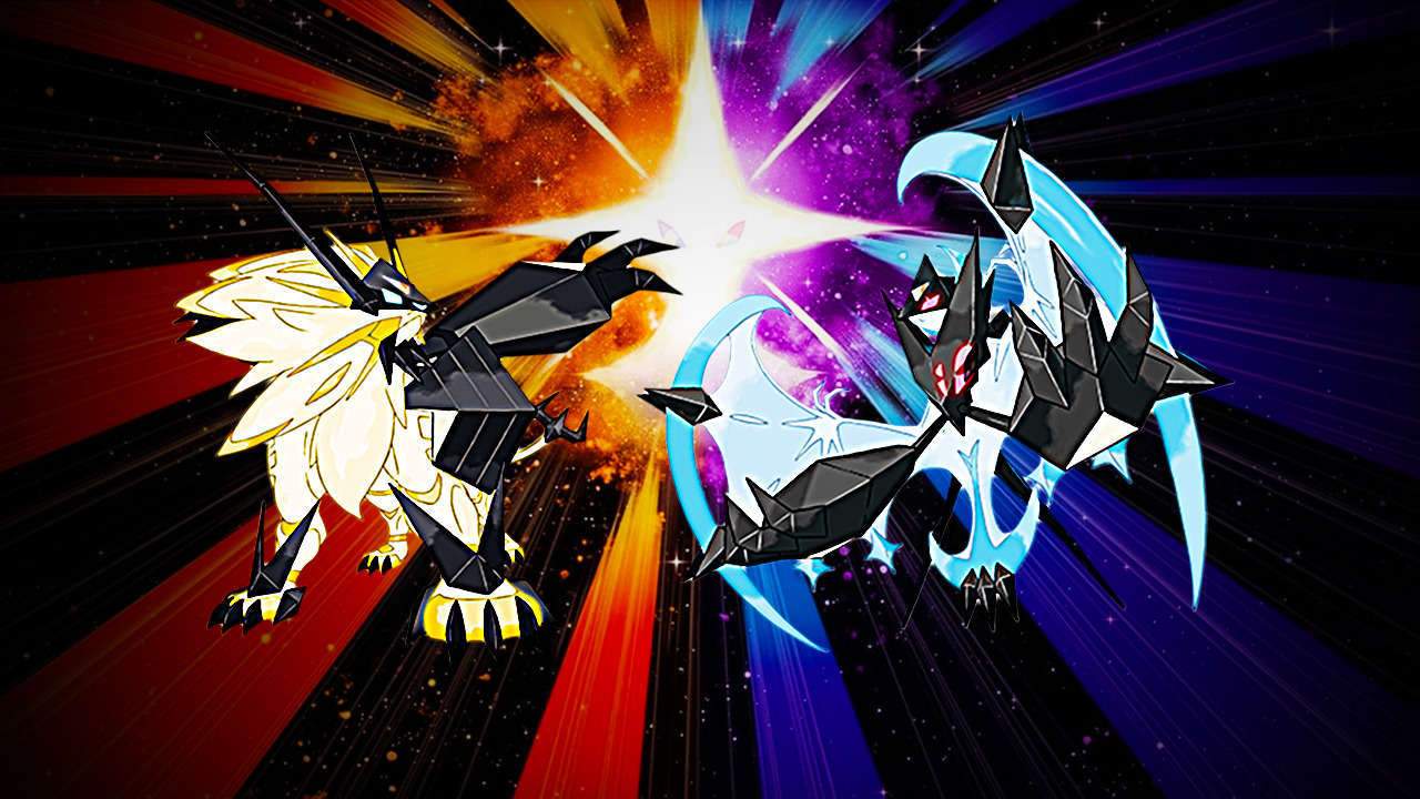 Pokemon Ultra Sun and Pokemon Ultra Moon (3DS)