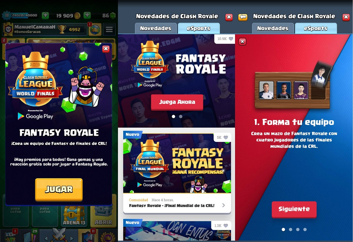 """What are the Clash Royale Fantasy Royale awards """"width ="""" 1200 """"height ="""" 822"""