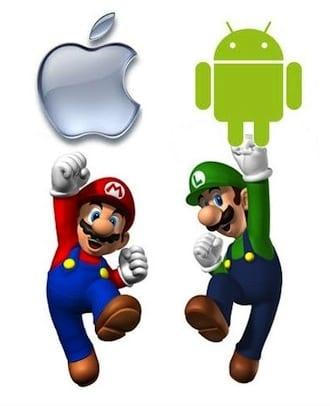 Un nuevo frente abierto: Smartphones VS Consolas portátiles