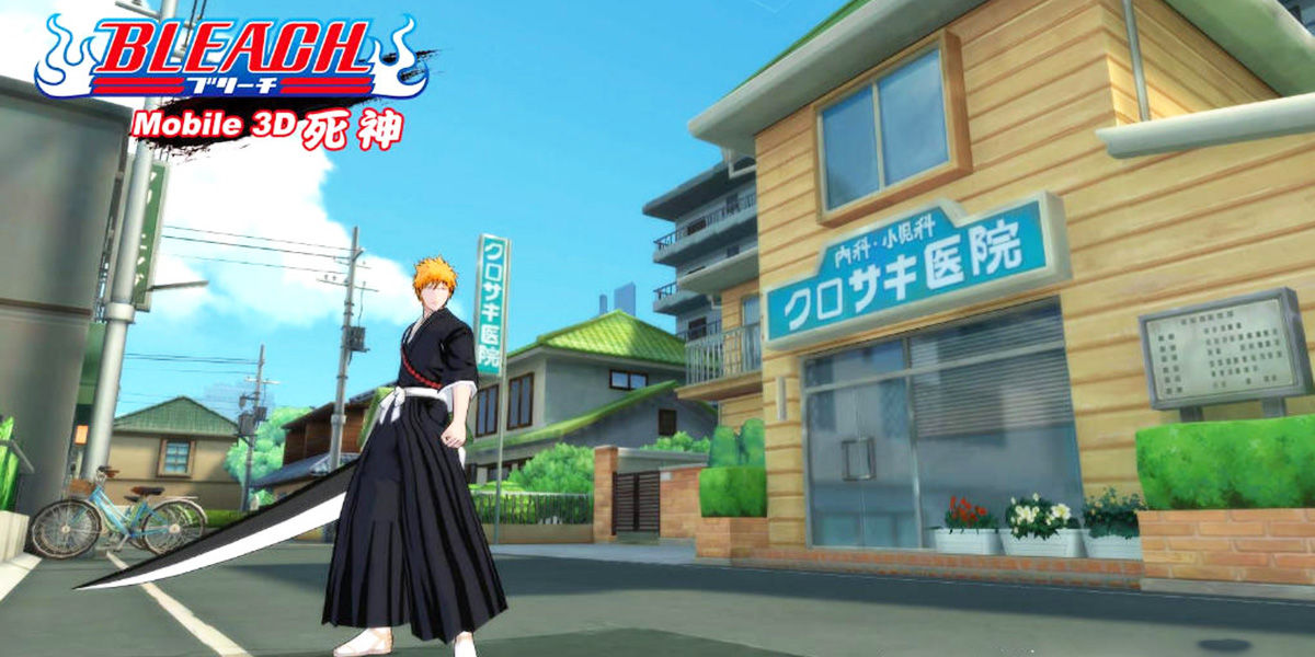 BLEACH Mobile 3 D