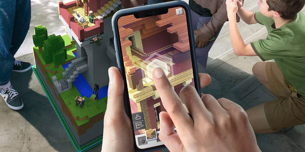 Download APK Minecraft Earth Android