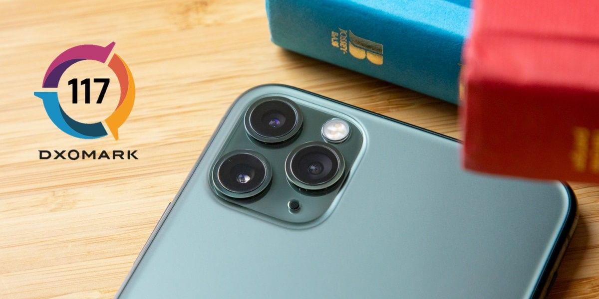analysis camera iphone 11 pro max dxomark
