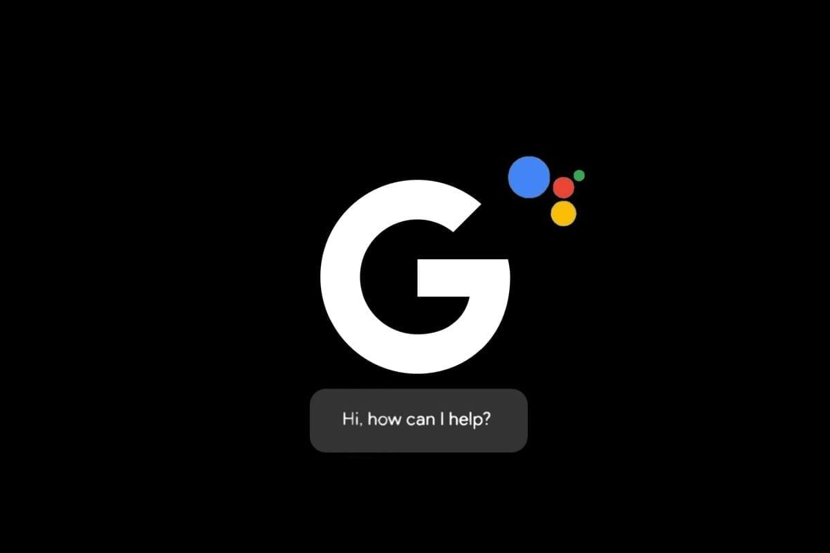 Google Assistant dark mode cover