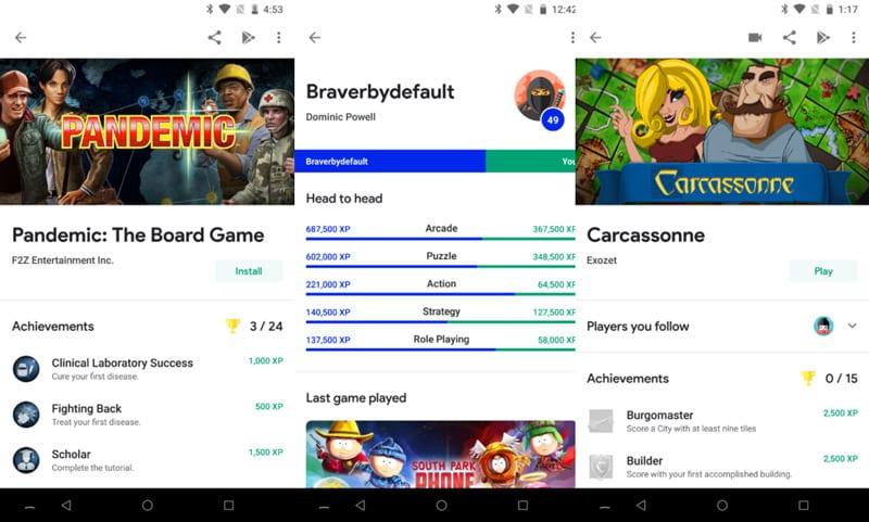 Google Play Games