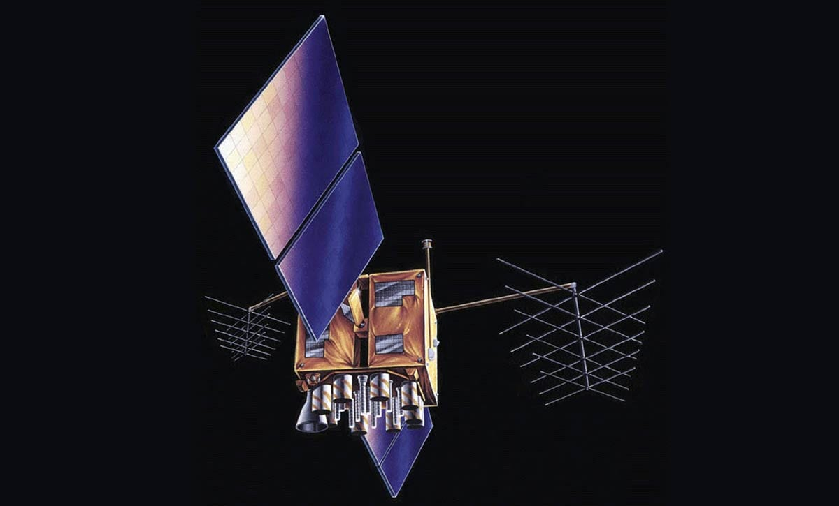 All your GPS information: satellites to which it is connected, coverage ...