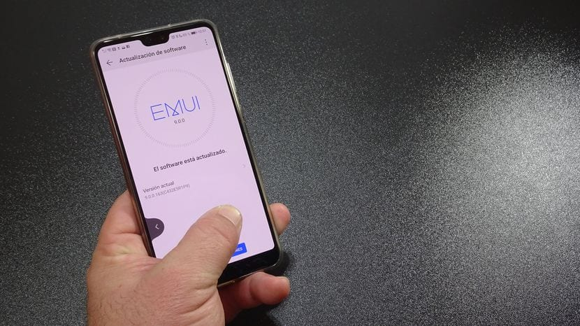 How to enable gesture navigation on the Huawei P20 PRO