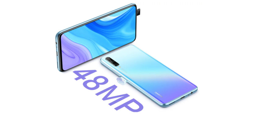 Huawei Y9s official