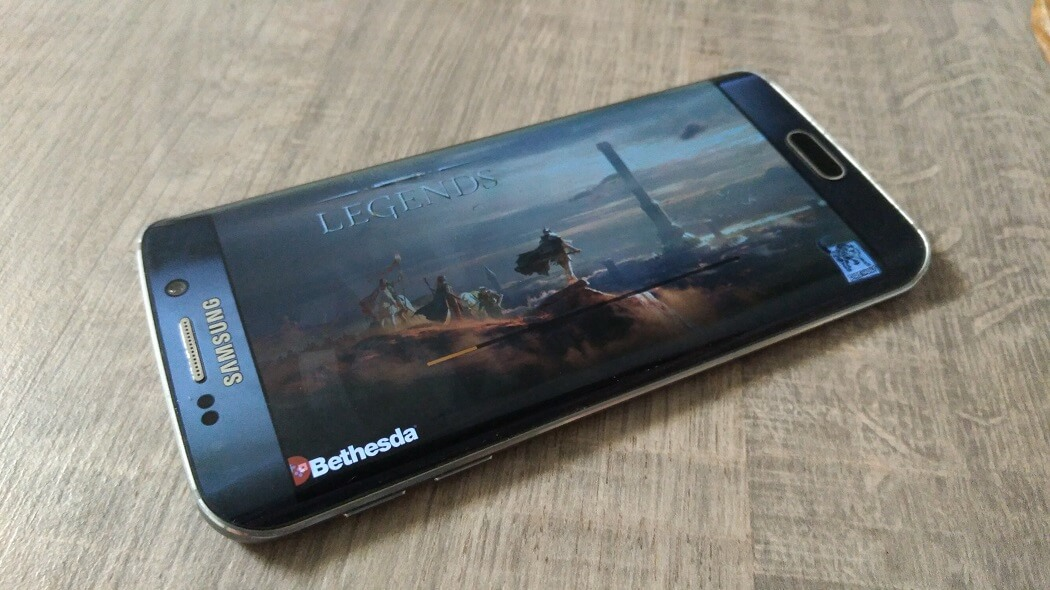 Game The Elder Scrolls: Legends on Android