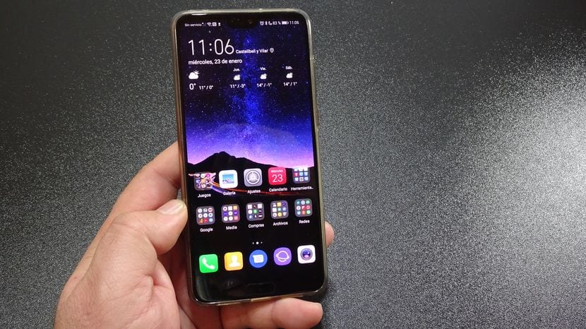 Main novelties of EMUI 9.0 on the Huawei P20 PRO. Android Pie !!
