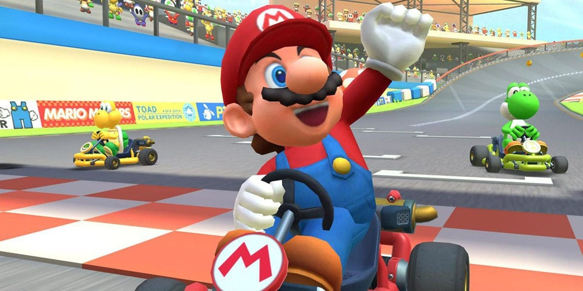 "Mario kart tour multiplayer mode will arrive in December ""width ="" 1200 ""height ="" 600"