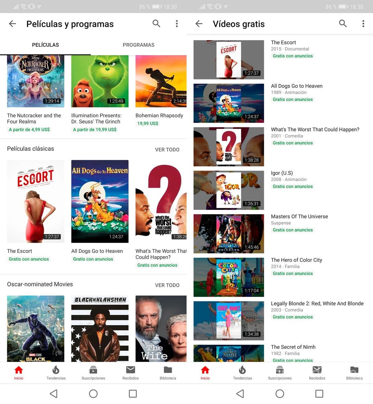 Watch Free Movie On Youtube 2019