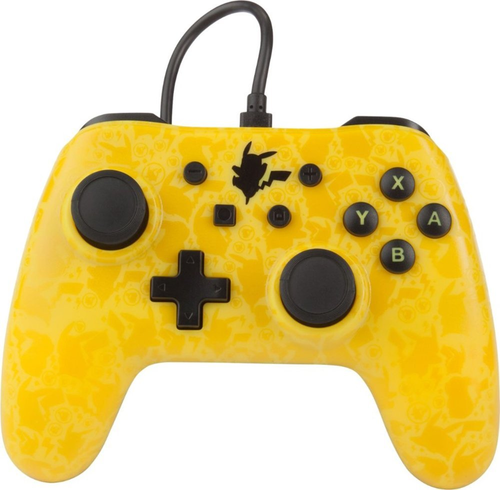 Nintendo PowerA Pokemon Switch controller