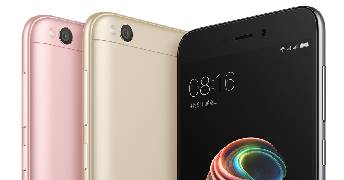 Xiaomi Redmi 5A, the cheapest mobile phone with the best battery